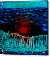 Blue Whale 2 Acrylic Print