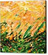 Bluegrass Sunrise - Lemon B-right Acrylic Print