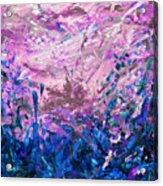 Bluegrass Sunrise - Midnight A-left Acrylic Print