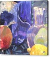 Blueish Acrylic Print