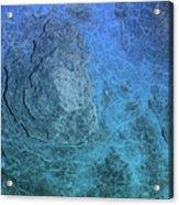 Bluepanel 16 Acrylic Print