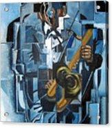 Blues Trane Acrylic Print