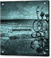Bluescape Acrylic Print