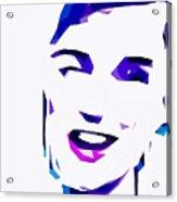 Blur Girl 13 Acrylic Print