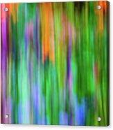 Blurred #1 Acrylic Print