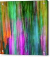Blurred #3 Acrylic Print