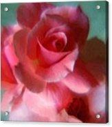 Blushing Maidens Acrylic Print