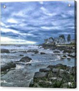 Blustery Day Acrylic Print