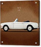Bmw 503 1956 Acrylic Print