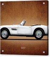 Bmw 507 1957 Acrylic Print