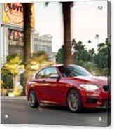Bmw M235i Coupe Acrylic Print