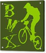 BMX Acrylic Print