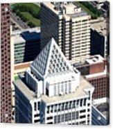 Bny Mellon Center 1735 Market Street Philadelphia Pa 19103 2998 Acrylic Print by Duncan Pearson