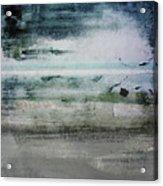 Boardwalk Blues 2- Art By Linda Woods Acrylic Print