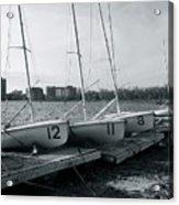 Boat Club #1 Acrylic Print
