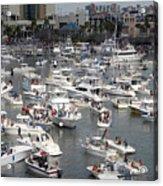 Boat Party Acrylic Print