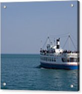 Boat Ride Acrylic Print