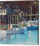 Boat Shack Acrylic Print