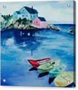 Boaters Paradise Acrylic Print