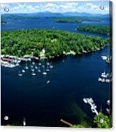 Boating Season Acrylic Print