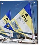 Boats 168 Acrylic Print