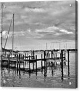 Boatworks 4 Acrylic Print