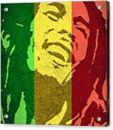 Bob Marley I Acrylic Print