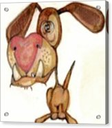 Bobblehead No 39 Acrylic Print