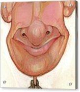 Bobblehead No 72 Acrylic Print