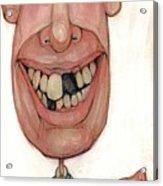 Bobblehead No 77 Acrylic Print