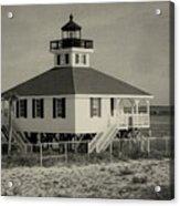 Boca Grande Lighthouse Acrylic Print