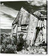 Bodie Barn Acrylic Print