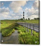 Bodie Island Lighthouse North Carolina Acrylic Print