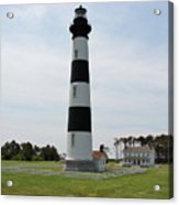 Bodie Lighthouse Nags Head Nc V Acrylic Print