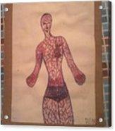Body Acrylic Print