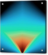 Body Prism Acrylic Print