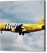 Boeing 737-204 Ryanair Acrylic Print