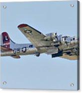 Boeing B-17g Flying Fortress Acrylic Print