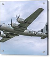 Boeing B-29 Superfortress Fifi In Flight Acrylic Print