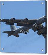 Boeing B-52 Stratofortress Acrylic Print
