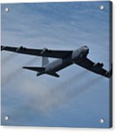 Boeing B-52h Stratofortress Acrylic Print
