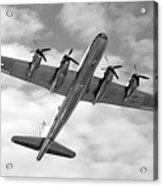 Boeing B29 Superfortress Acrylic Print