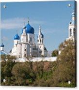 Bogolyubov Monastery Acrylic Print