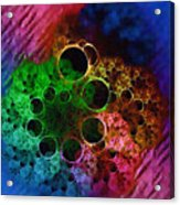 Boil And Bubble Acrylic Print