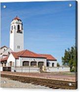 Boise Depot-elevation 2753 Acrylic Print
