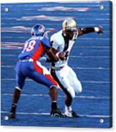 Boise State Great Gerald Alexander Acrylic Print