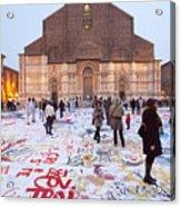 Bologna Cathedral Acrylic Print