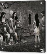 Bombay Acrylic Print