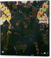 Bon Marche 1898 Acrylic Print