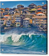 Bondi Waves Acrylic Print